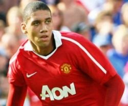 Chris Smalling is not afraid of Chelsea and he could be included in Manchester United's starting XI for Tuesday's game.