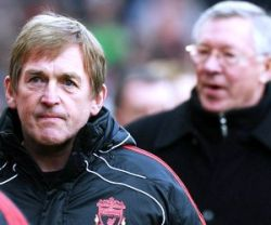 Kenny Dalglish doesn't want to give in to Ferguson's mental powers ahead of Sunday's big game.