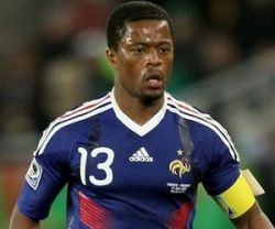 Evra is determined to do make things right again with the Les Bleus