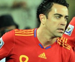 Xavi will be playing his 100th game with the Fury, will he lead Spain towards a fourth consecutive European victory?