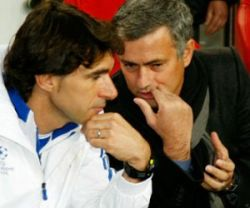 Jose Mourinho left Real Madrid assistant coach Karanka to do all the talking in Friday's Clasico press conference.