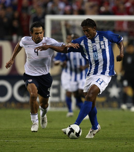 The USA and Honduras battling it out on June 6, in a World Cup qualifier