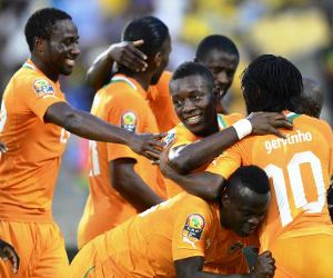 Ivory Coast are safe ahead of their final group match against Algeria at the 2013 Africa Cup of Nations.