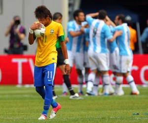 Brazil and Argentina will engage in two of top international friendly matches on February 6, 2013.