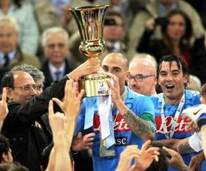 The Coppa Italia's Round of 16 fixtures end with Napoli playing Bologna among a host of other games between December 18 and December 19, 2012.