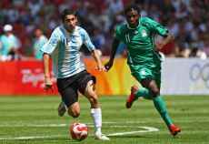 Argentina's young promises which beat Nigeria two years ago will have to show how much they've grown