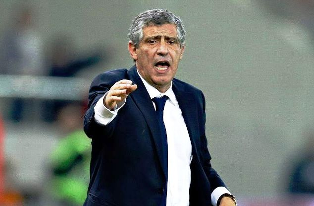 Fernando Santos- Head coach of Portugal national football team