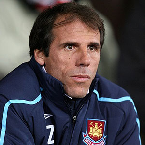 gianfranco zola west ham vs liverpool West Ham's Owners Expect Miracles From Mud