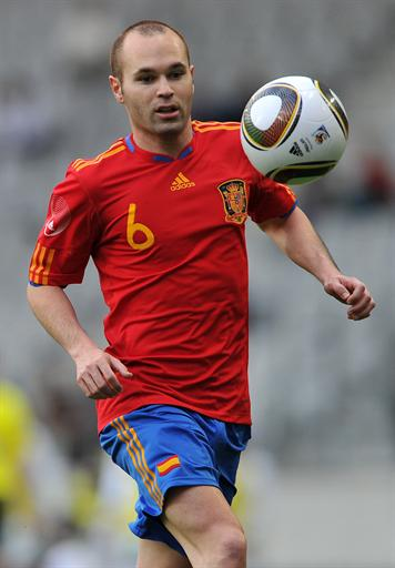iniesta20128229 - World Cup Final Preview