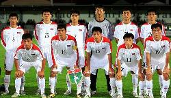 Korea DPR national football team players