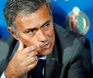 Mourinho is under pressure to guide Madrid to victory against Getafe.
