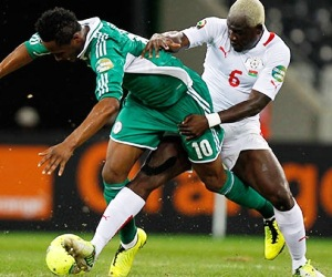 Nigeria and Burkina Faso meet again at the 2013 Africa Cup of Nations; this time, not in a group match but in the final.
