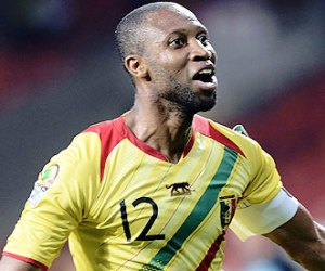 Malian hero Seydou Keita will be targeted by Ghana's Black Stars team on Thursday.