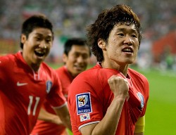 Korea Republic win