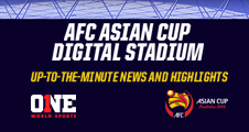 Watch the AFC Asian Cup