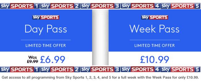 Watch Sky Sports Live Online