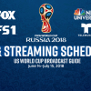 Fifa World Cup Schedule Usa Tv Channels Ott Streaming Providers And Radio Live Soccer Tv