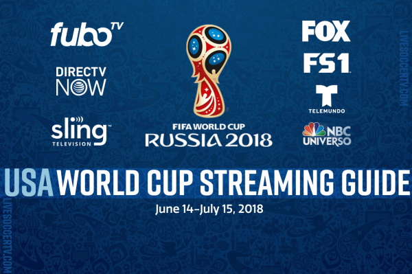 How to stream and watch the 2018 FIFA World Cup in the USA :: Live