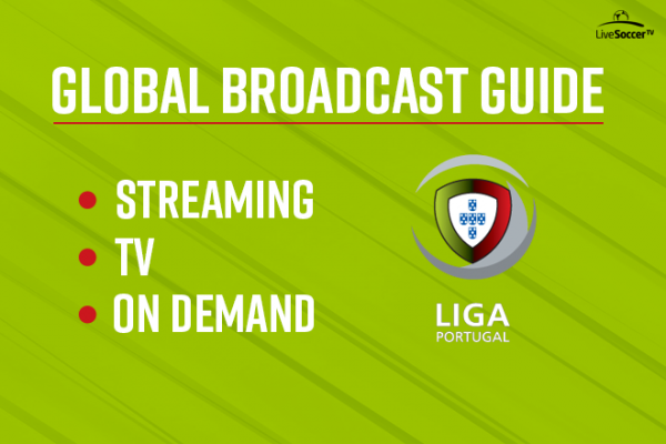 Official broadcast guide for Primeira Liga 2018-19: fixtures