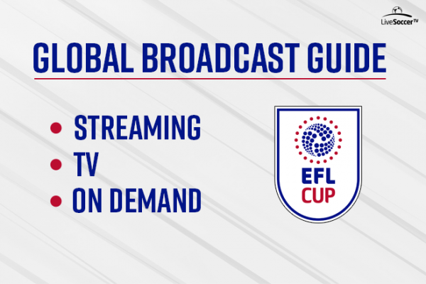 Official broadcast guide for EFL Cup 2018-19: fixtures time, dates