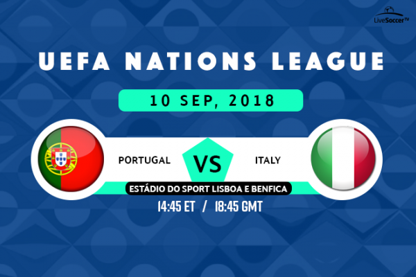 How to watch Portugal vs Italy in the UEFA Nations League - Sept  10
