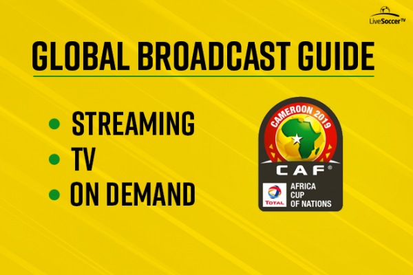Official broadcast guide for AFCON 2019: fixtures time, dates, TV
