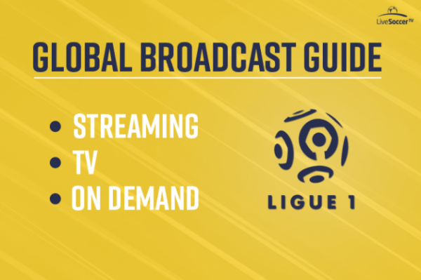 Official broadcast guide for Ligue 1 2019-20: fixtures time